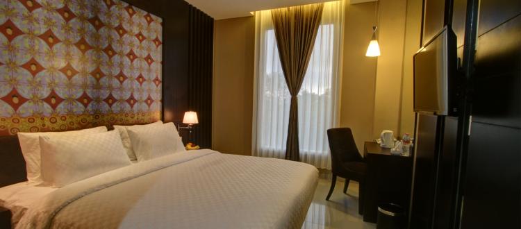 Superior Room Hotel Betha Subang